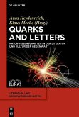 Quarks and Letters (eBook, PDF)