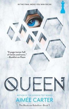 Queen (The Blackcoat Rebellion, Book 3)