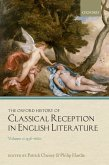 The Oxford History of Classical Reception in English Literature (eBook, PDF)