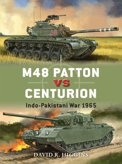M48 Patton vs Centurion (eBook, ePUB) - Higgins, David R.