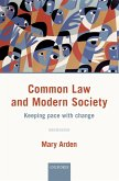 Common Law and Modern Society (eBook, PDF)