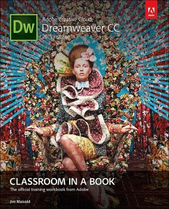 Adobe Dreamweaver CC Classroom in a Book (2015 release) (eBook, ePUB) - Maivald, James