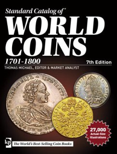 Standard Catalog of World Coins, 1701-1800 - MICHAEL, THOMAS