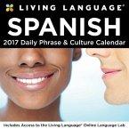 Living Language Spanish 2017 Day Cal