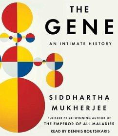 The Gene: An Intimate History - Mukherjee, Siddhartha
