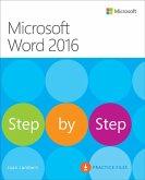 Microsoft Word 2016 Step By Step (eBook, ePUB)