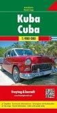Freytag & Berndt Autokarte Kuba 1:900.000; Cuba
