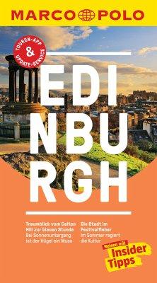 MARCO POLO Reiseführer Edinburgh (eBook, ePUB)
