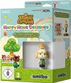 Animal Crossing: Happy Home Designer + amiibo (3DS)