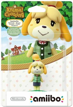 amiibo Animal Crossing Melinda Sommer-Outfit