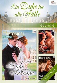 Ein Duke für alle Fälle (eBook, ePUB)