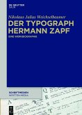 Der Typograph Hermann Zapf (eBook, ePUB)