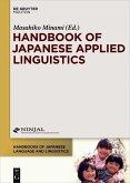 Handbook of Japanese Applied Linguistics (eBook, ePUB)