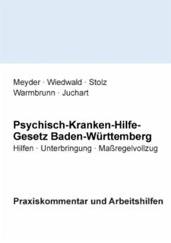 Psychisch-Kranken-Hilfe-Gesetz Baden-Württemberg