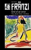 FRÄNZI - End of an error. Three 'Brücke'-Artists - One Model (eBook, ePUB)