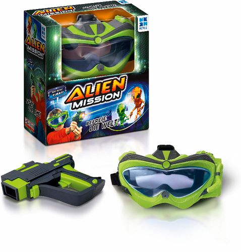 aliens spielen