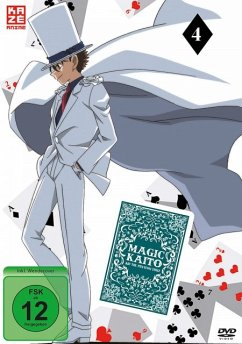 Magic Kaito - Kid the Phantom Thief, Vol. 4