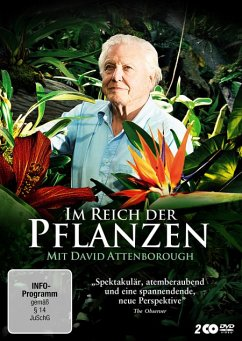 Im Reich der Pflanzen (2 Discs) - Attenborough,David (Presenter)
