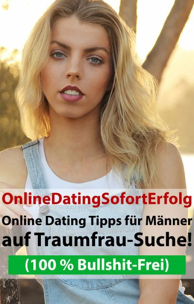 Online dating für männer