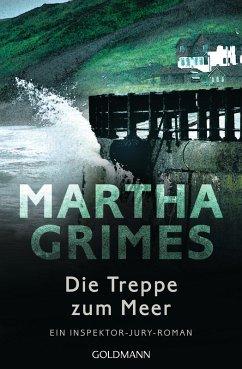 Die Treppe zum Meer / Inspektor Jury Bd.16 (eBo...