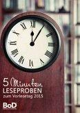 5-Minuten-Leseproben zum Vorlesetag 2015 (eBook, ePUB)