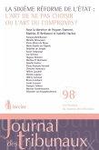 La sixième réforme de l'Etat: l'art de ne pas choisir ou l'art du compromis? (eBook, ePUB)