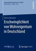 Erschwinglichkeit von Wohneigentum in Deutschland (eBook, PDF)