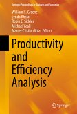 Productivity and Efficiency Analysis (eBook, PDF)