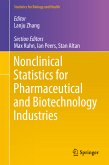 Nonclinical Statistics for Pharmaceutical and Biotechnology Industries (eBook, PDF)
