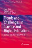 Trends and Challenges in Science and Higher Education (eBook, PDF)