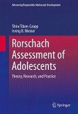 Rorschach Assessment of Adolescents (eBook, PDF)