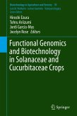 Functional Genomics and Biotechnology in Solanaceae and Cucurbitaceae Crops (eBook, PDF)