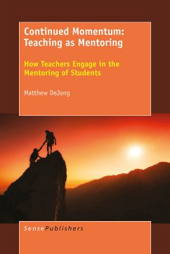 Continued Momentum: Teaching as Mentoring (eBook, PDF)