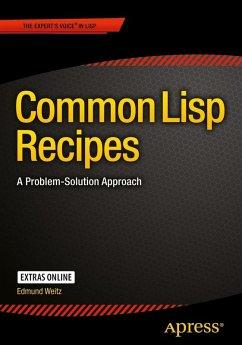 Common Lisp Recipes (eBook, PDF) - Weitz, Edmund
