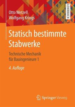 Statisch bestimmte Stabwerke (eBook, PDF)