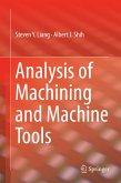 Analysis of Machining and Machine Tools (eBook, PDF)