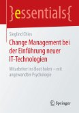 Change Management bei der Einführung neuer IT-Technologien (eBook, PDF)