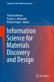 Information Science for Materials Discovery and Design (eBook, PDF)
