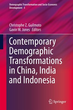 Contemporary Demographic Transformations in China, India and Indonesia (eBook, PDF)