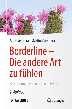 Borderline - Die andere Art zu fühlen (eBook, PDF) - Sendera, Martina; Sendera, Alice