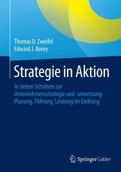 Strategie in Aktion (eBook, PDF) - Zweifel, Thomas D.; Borey, Edward J.