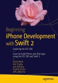 Beginning iPhone Development with Swift 2 (eBook, PDF)