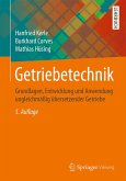 Getriebetechnik (eBook, PDF)