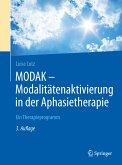 MODAK - Modalitätenaktivierung in der Aphasietherapie (eBook, PDF)