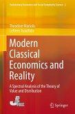 Modern Classical Economics and Reality (eBook, PDF)
