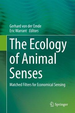 The Ecology of Animal Senses (eBook, PDF)