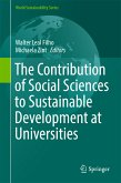 The Contribution of Social Sciences to Sustainable Development at Universities (eBook, PDF)