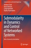 Submodularity in Dynamics and Control of Networked Systems (eBook, PDF)