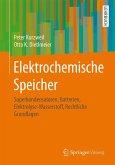 Elektrochemische Speicher (eBook, PDF)