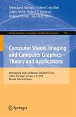 Computer Vision, Imaging and Computer Graphics - Theory and Applications (eBook, PDF)